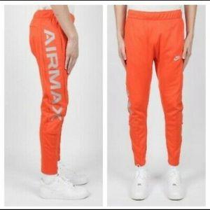 Nike Orange Sweatpants